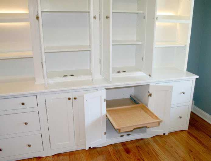 storage solutions custom interior remodel by coors lafayette indiana