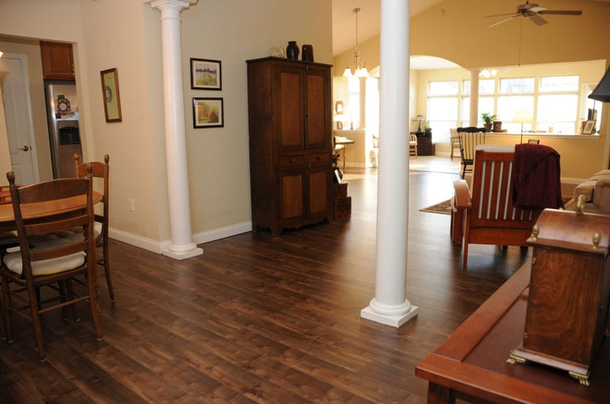 the wow factor with the hession homes new floors by coors remodeling lafayette indiana