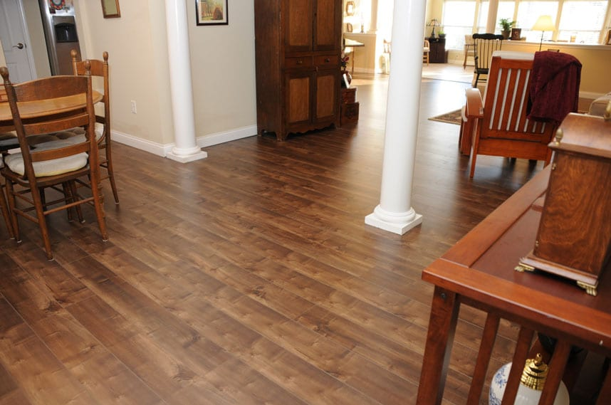 hession home wows with new flooring by coors remodeling lafayette indiana