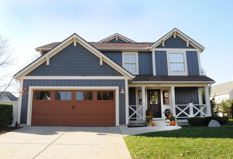coors remodeling lafayette indiana huston home new exterior siding front