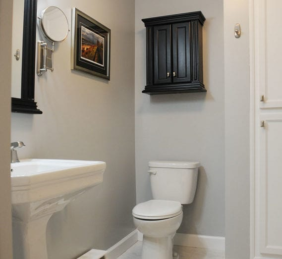 coors remodeling lafayette indiana gives the mills bathroom a bright and fresh new look