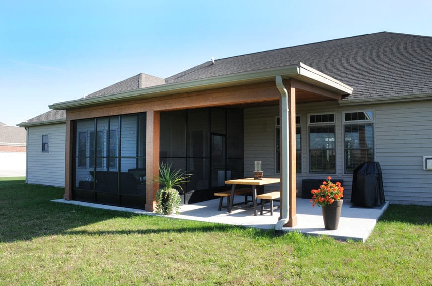 spence covered porch update by coors remodeling