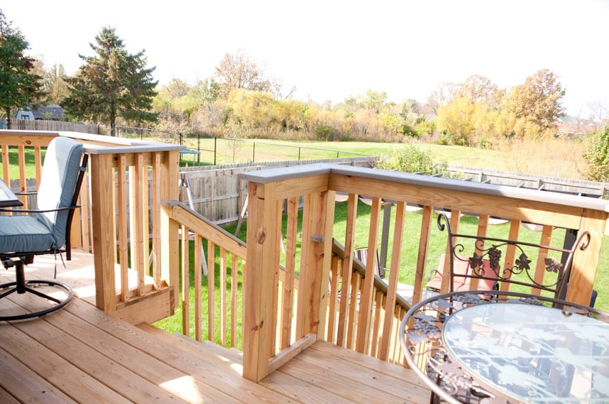 strickler decking remodel after photo by coors lafayete indiana