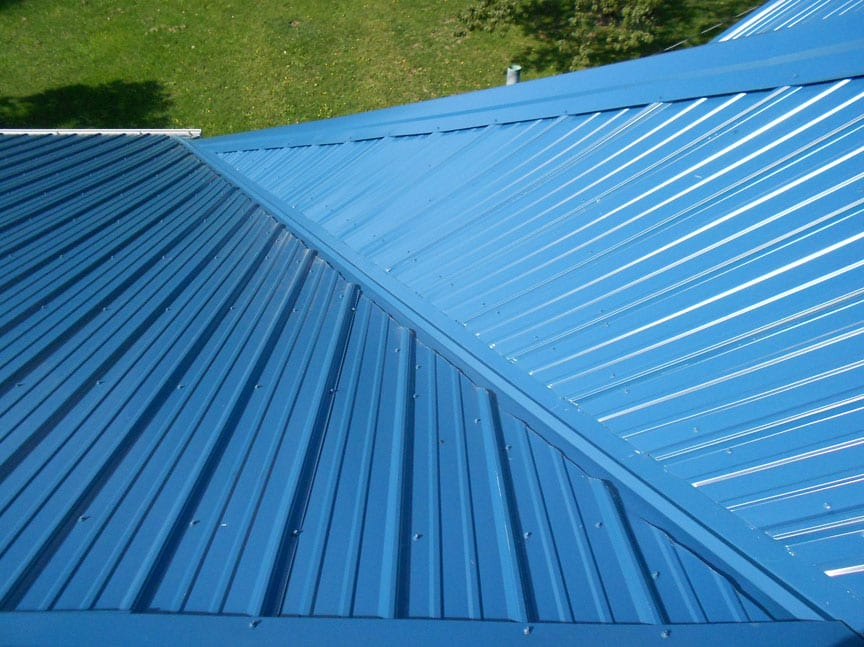 coors remodeling lafayette indiana blue steel roofing update